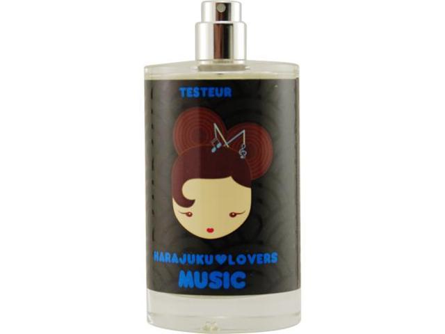 Harajuku Lovers Music - 3.4 oz EDT Spray (Tester)