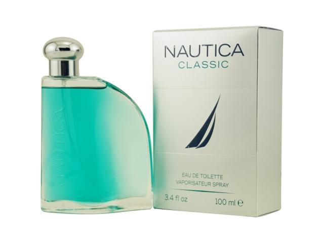NAUTICA by Nautica EDT SPRAY 3.4 OZ for MEN