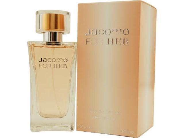 JACOMO by Jacomo EAU DE PARFUM SPRAY 3.4 OZ for WOMEN