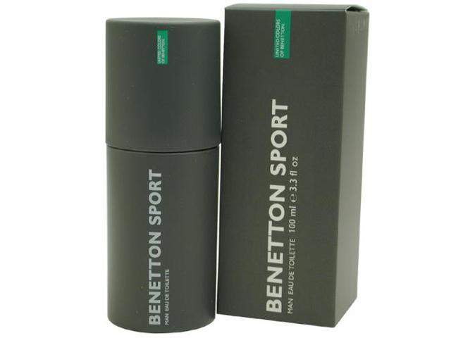 Benetton Sport by United Colors of Benetton 3.4 oz EDT Spray
