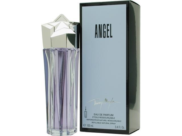 ANGEL by Thierry Mugler EAU DE PARFUM SPRAY REFILLABLE 3.4 OZ for WOMEN