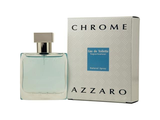 CHROME by Azzaro EDT SPRAY 1.7 OZ for MEN