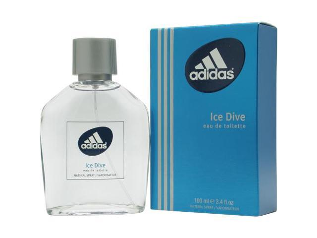 ADIDAS ICE DIVE by Adidas EDT SPRAY 3.4 OZ for MEN