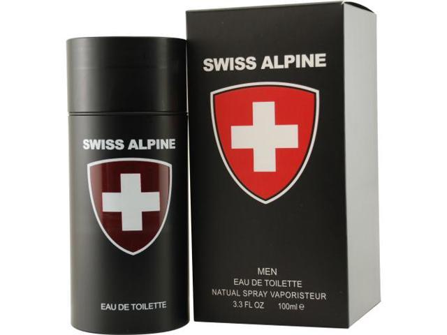 SWISS ALPINE by Swiss Alpine EDT SPRAY 3.4 OZ for MEN