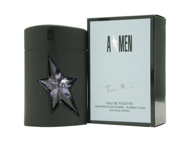 ANGEL by Thierry Mugler EDT SPRAY RUBBER BOTTLE 3.4 OZ for MEN