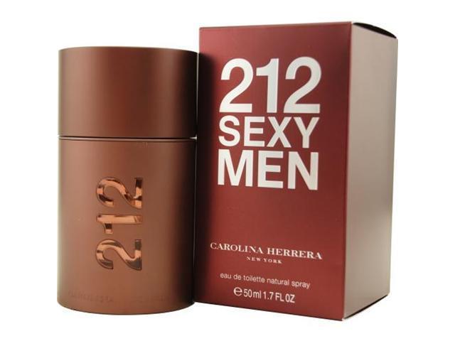 212 SEXY by Carolina Herrera EDT SPRAY 1.7 OZ for MEN