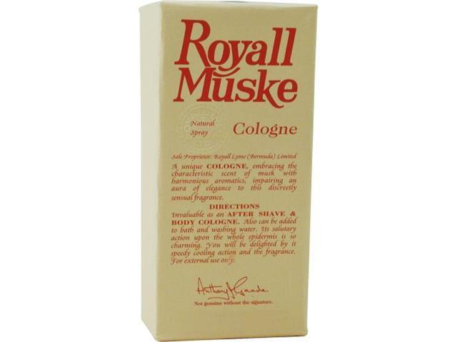 Royall Muske by Royall Fragrances 4.0 oz All Purpose Lotion Spray/Pour