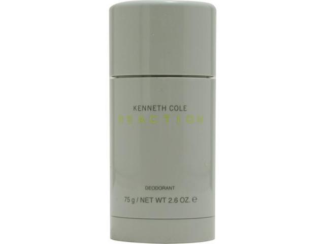 KENNETH COLE REACTION by Kenneth Cole DEODORANT STICK 2.6 OZ for MEN