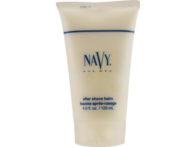 NAVY by Dana AFTERSHAVE BALM 4 OZ for MEN