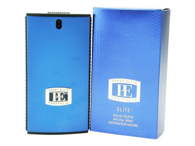 Portfolio Elite by Perry Ellis 3.4 oz EDT Spray
