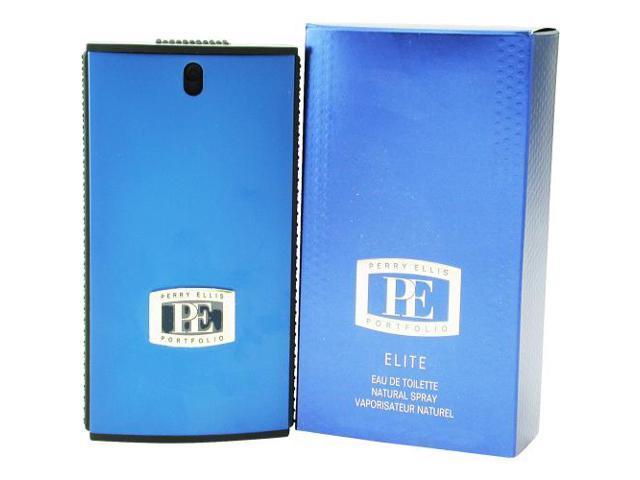 Portfolio Elite by Perry Ellis 3.4 oz EDT Spray