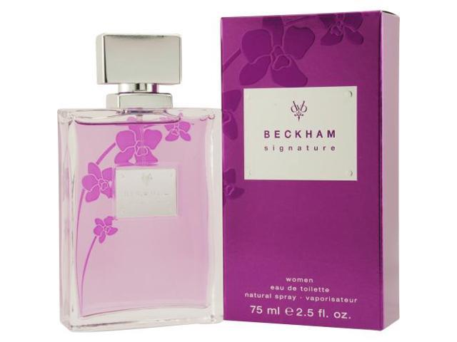 BECKHAM SIGNATURE by Beckham EDT SPRAY 2.5 OZ for WOMEN