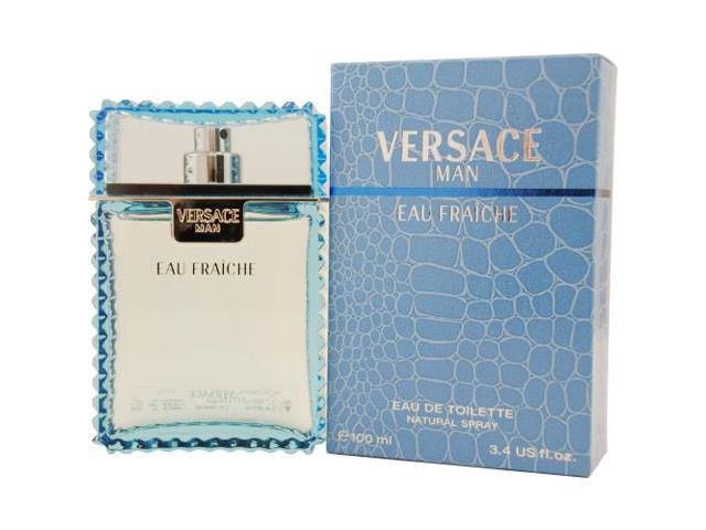 VERSACE MAN EAU FRAICHE by Gianni Versace EDT SPRAY 3.3 OZ for MEN