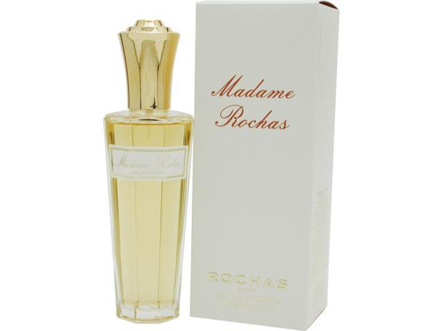 MADAME ROCHAS by Rochas EDT SPRAY 3.4 OZ for WOMEN