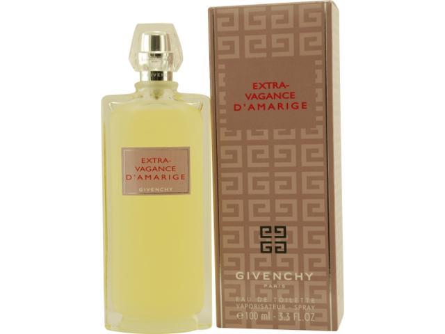 LES PARFUMS MYTHIQUES EXTRAVAGANCE D'AMARIGE by Givenchy EDT SPRAY 3.3 OZ for WOMEN