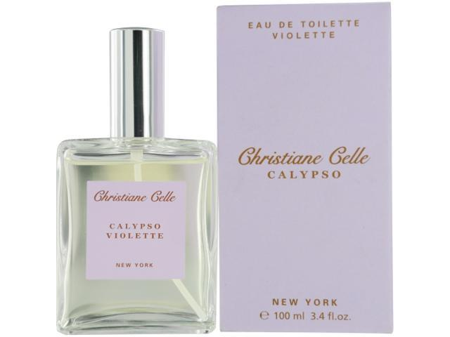 Christiane Celle Calypso - Violette 3.4 oz EDT Spray
