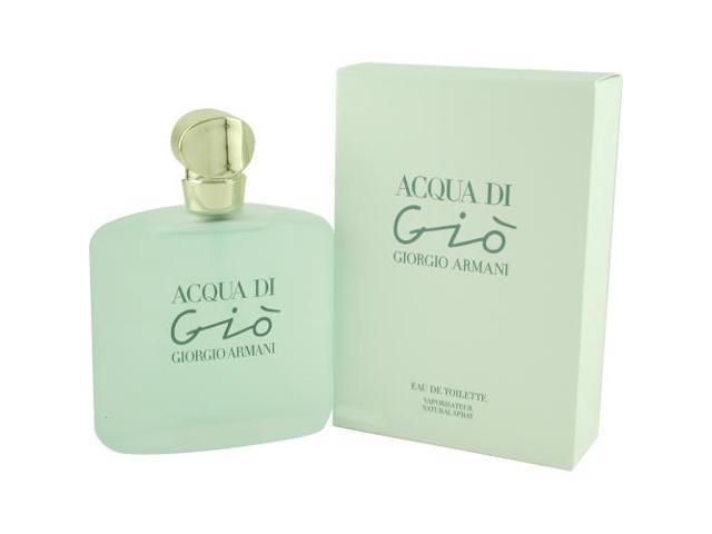 ACQUA DI GIO by Giorgio Armani EDT SPRAY 3.4 OZ for WOMEN