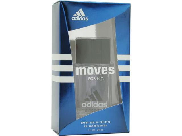 ADIDAS MOVES by Adidas EDT SPRAY 1 OZ for MEN