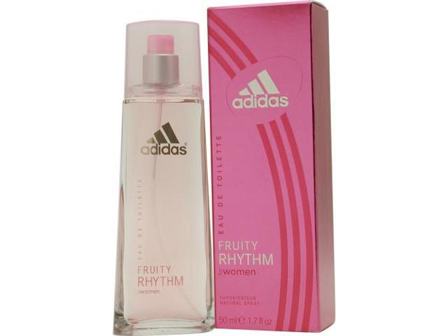 ADIDAS FRUITY RHYTHM by Adidas EDT SPRAY 1.7 OZ for WOMEN