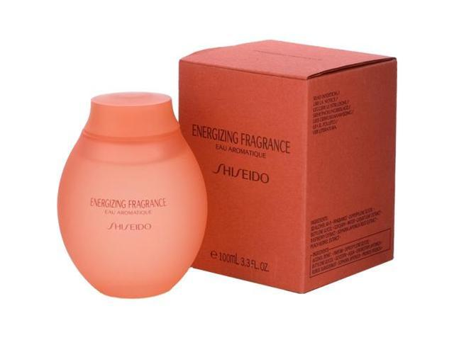 Energizing Fragrance by Shiseido 3.3 oz Eau Aromatique Natural Spray