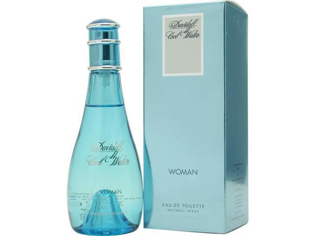 COOL WATER by Davidoff EDT SPRAY 1 OZ for WOMEN