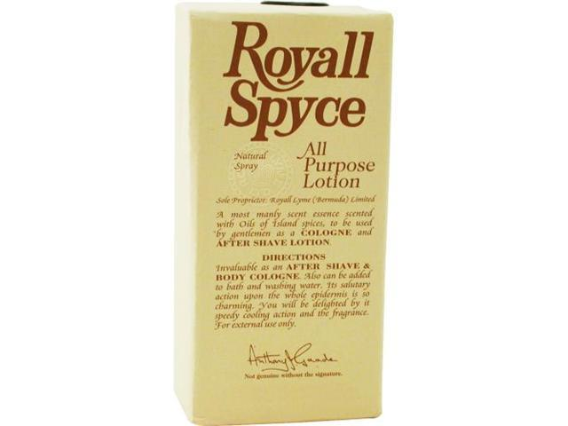 Royall Spyce - 4 oz After Shave Lotion