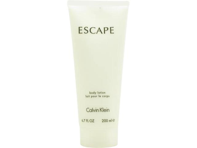 ESCAPE by Calvin Klein BODY LOTION 6.7 OZ for WOMEN