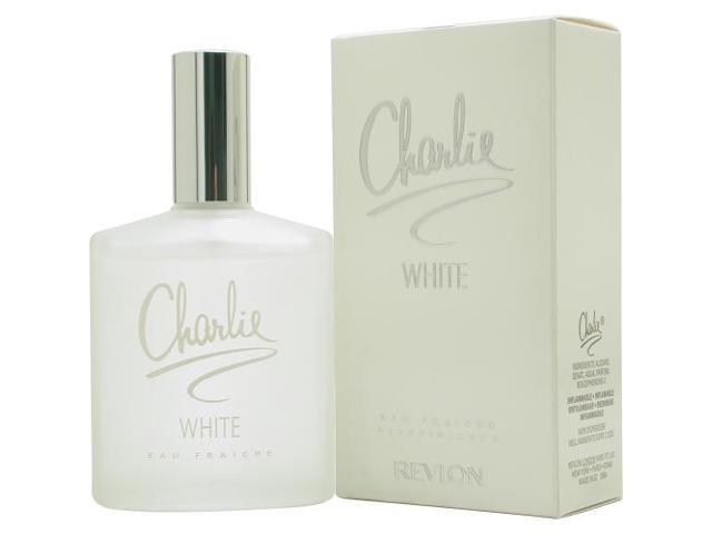 CHARLIE WHITE by Revlon EAU FRAICHE SPRAY 3.4 OZ for WOMEN