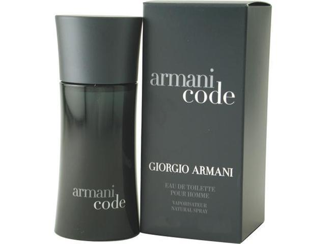 ARMANI CODE by Giorgio Armani EDT SPRAY 2.5 OZ for MEN