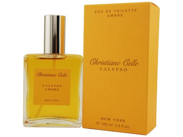 Christiane Celle Calypso - Ambre 3.4 oz EDT Spray