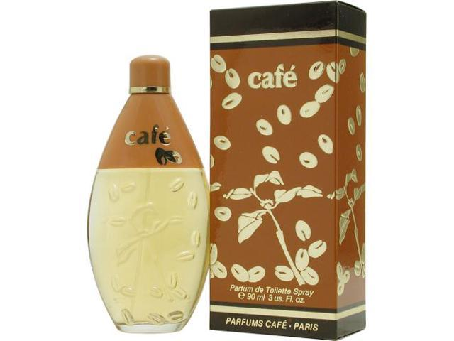 CAFE by Cofci PARFUM DE TOILETTE SPRAY 3 OZ for WOMEN