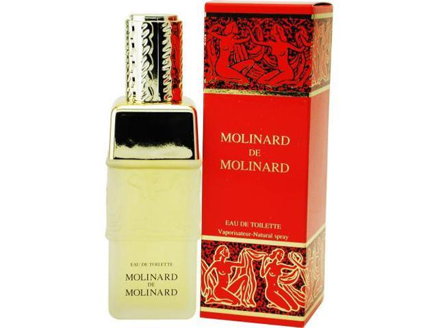 MOLINARD DE MOLINARD by Molinard EDT SPRAY 3.4 OZ for WOMEN