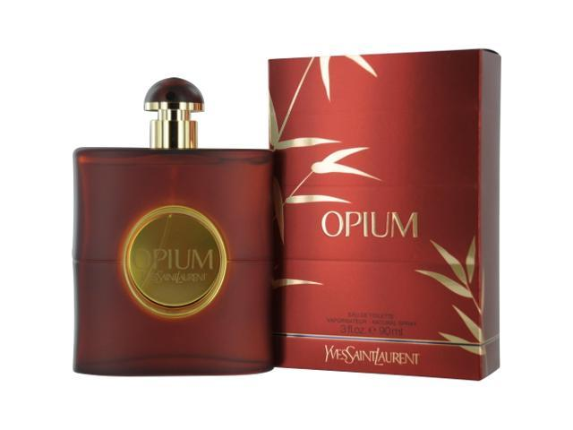 OPIUM by Yves Saint Laurent EDT SPRAY 3 OZ (NEW PACKAGING) for WOMEN