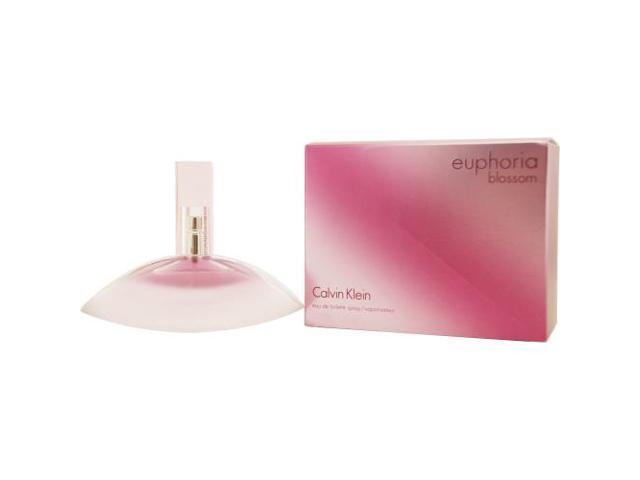 EUPHORIA BLOSSOM by Calvin Klein EDT SPRAY 3.4 OZ for WOMEN