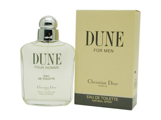 DUNE by Christian Dior EDT SPRAY 3.4 OZ for MEN