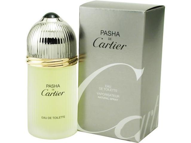 PASHA DE CARTIER by Cartier EDT SPRAY 1.6 OZ for MEN