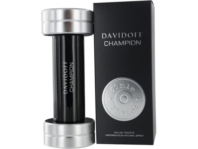 DAVIDOFF CHAMPION by Davidoff EDT SPRAY 1.7 OZ for MEN