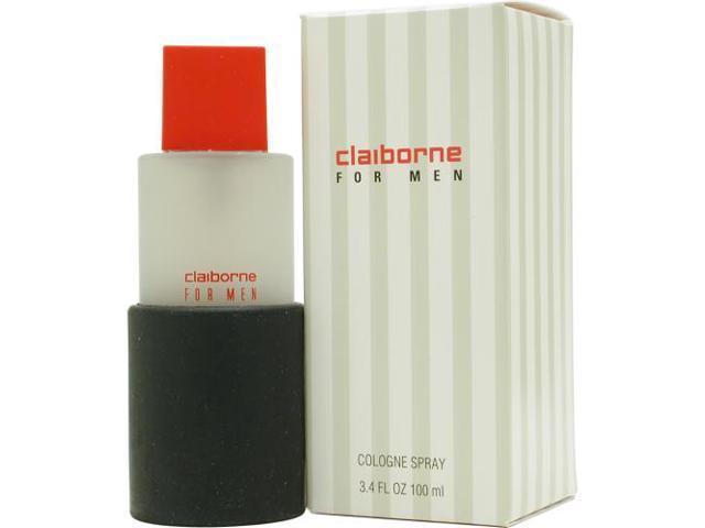 CLAIBORNE by Liz Claiborne COLOGNE SPRAY 3.4 OZ for MEN