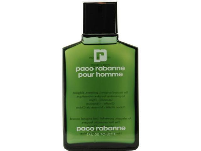 PACO RABANNE by Paco Rabanne EDT SPRAY 3.4 OZ *TESTER for MEN
