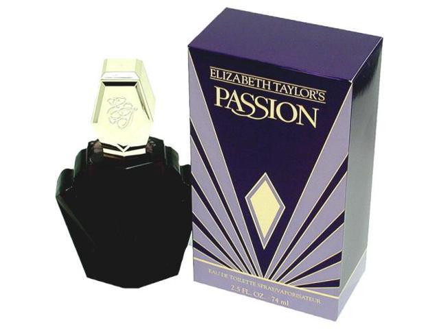 PASSION by Elizabeth Taylor EDT SPRAY 2.5 OZ for WOMEN