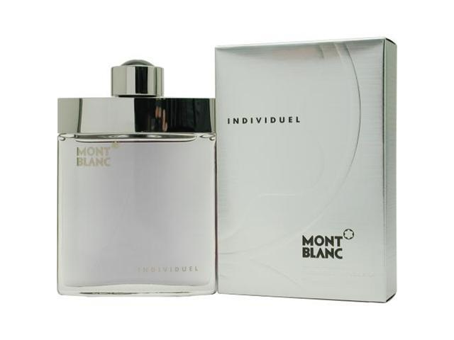 MONT BLANC INDIVIDUEL by Mont Blanc EDT SPRAY 2.5 OZ for MEN