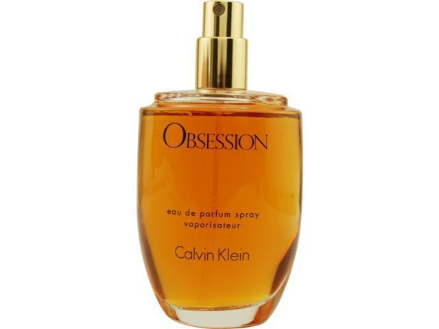 Obsession by Calvin Klein 3.4 oz EDP Spray (Unbox)
