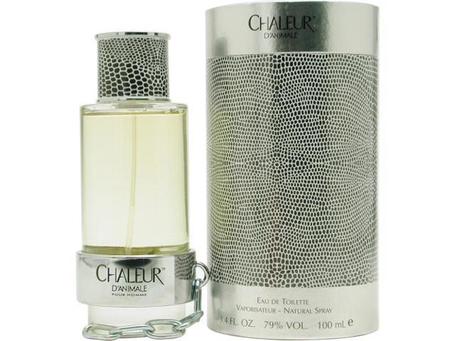 CHALEUR D'ANIMALE by Parlux Fragrances EDT SPRAY 3.4 OZ for MEN