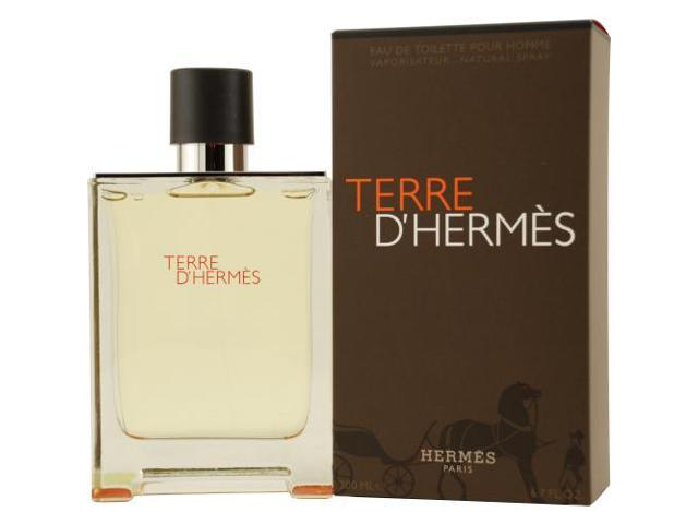 TERRE D'HERMES by Hermes EDT SPRAY 6.8 OZ for MEN