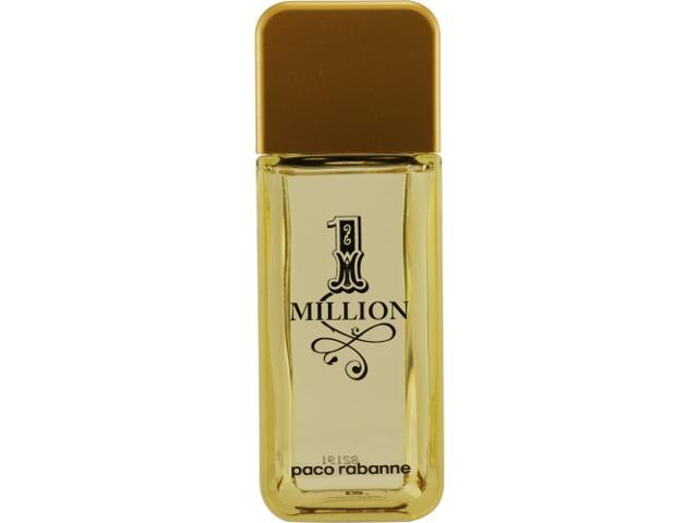 PACO RABANNE 1 MILLION by Paco Rabanne AFTERSHAVE LOTION 3.4 OZ for MEN