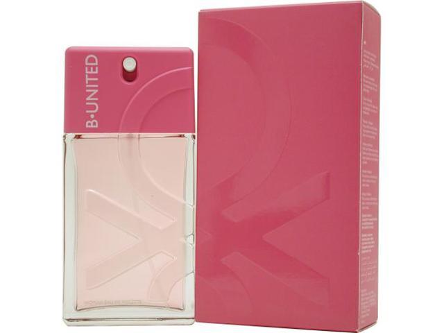 B UNITED by Benetton EDT SPRAY 3.3 OZ for WOMEN