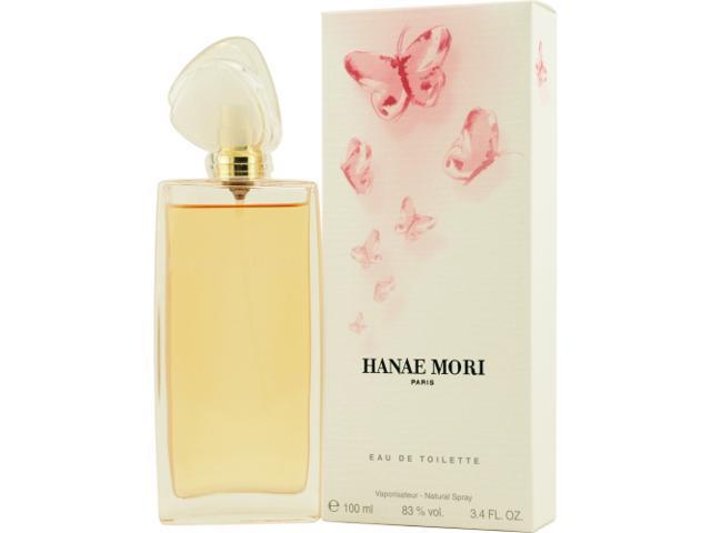 HANAE MORI by Hanae Mori EDT SPRAY 3.4 OZ for WOMEN