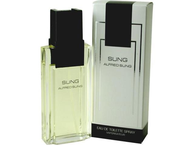 Sung by Alfred Sung 3.4 oz EDT Spray