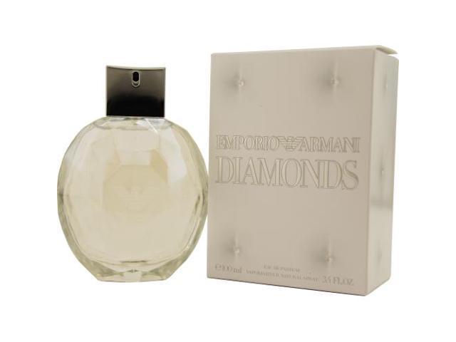 EMPORIO ARMANI DIAMONDS by Giorgio Armani EAU DE PARFUM SPRAY 3.4 OZ for WOMEN