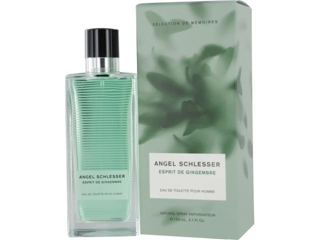 ESPRIT DE GINGEMBRE by Angel Schlesser EDT SPRAY 5 OZ for MEN